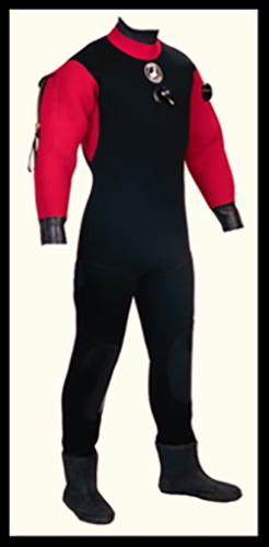 Brooks Drysuit